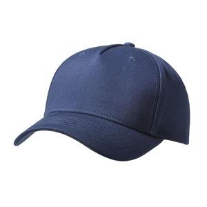 Afbeelding van Kc exclusive fine cotton cap   navy