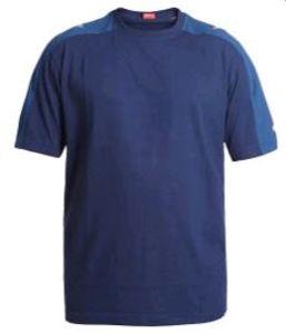 Afbeelding van Engel T-shirt galaxy blue/petrol XL